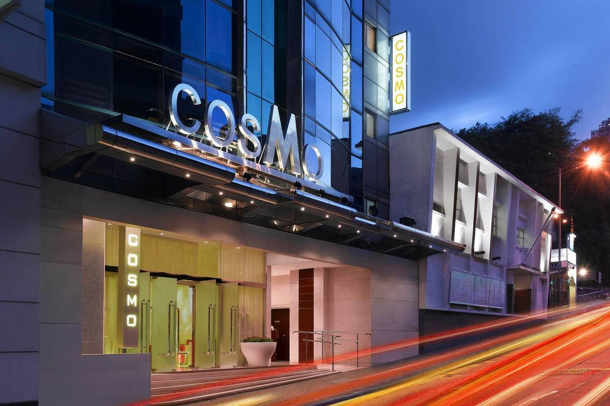 Hotel Exterior - Our hotel is as hip and contemporary as its surroundings