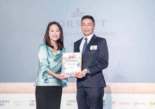 Dorsett Hospitality International Named the Winner of