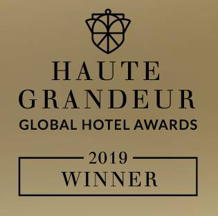 HAUTE GRANDEUR GLOBAL EXCELLENCE AWARDS 颁发最佳精品酒店2019