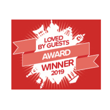 Hotels.com Loved by Guests Awards (2019)