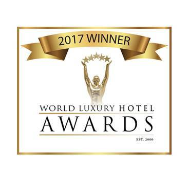 Luxury Boutique Hotel by World Luxury Hotel Awards (2017)