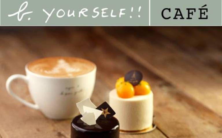 Exclusive Discount @ b. Yourself Café