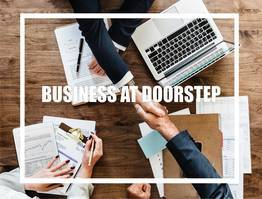 Business at Doorstep